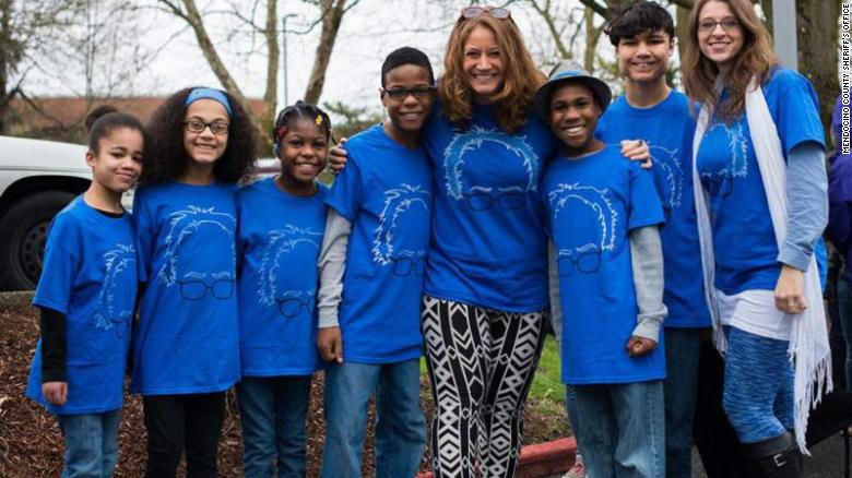 Bernie Shirts Hart Family